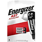 Energizer Batterijen Alkaline A27 Pak 2