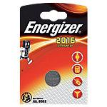 Energizer Knoopcelbatterij Miniatures CR2016 1 Stuk