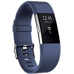 fitbit Activiteitsmeter Charge 2 Blauw, Zilver