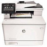 HP Laserprinter 4 in 1  M477FNW Grijs