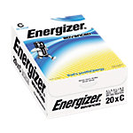 Energizer Alkaline batterijen Alkaline Eco Advanced C 20 Stuks