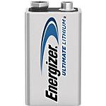 Energizer Batterij Lithium 9V