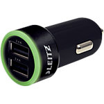 Leitz Auto adapter 2 USB