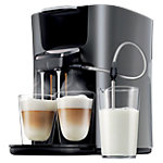 Philips Koffiemachine Latte Duo Zwart