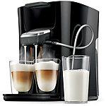 Senseo Pod coffee machine HD7856 Zwart