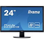 iiyama LCD Monitor E2483HS 1 61 cm (24
