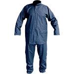 Regenpak Stretch 100% PU coating L Blauw