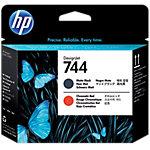 HP Inktcartridge Original F9J88A Chromatisch rood, Mat Zwart