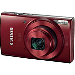 Canon Digitale Compact Camera 180 20.5 Megapixel Rood