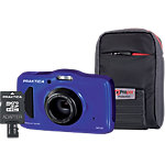 Praktica Camera WP240 BL 20 Megapixel Blauw