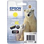 Epson 26XL Original Inktcartridge C13T26344012 Geel