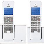 Profoon Dubbele DECT telefoon PDX 8420 Wit