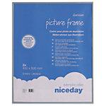 niceday Wissellijst Zilver 50 x 40 cm Aluminium