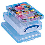 Really Useful Boxes Archiefboxen 15 vakjes Transparant Plastic 4,0 l