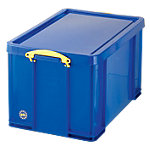 Really Useful Box Transportbakken 84 l polypropyleen 440 x 710 x 380 mm Blauw Stuks