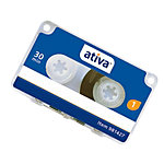 Ativa Mini cassette 30 minuten 1 Stuk