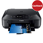 Canon Inkjetprinter 3 in 1 PIXMA  MG5650 Zwart