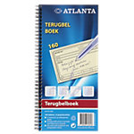 Atlanta Terugbelboek Nee Speciaal 7,4 x 12,5 cm 70 g