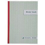 Exacompta Zelfkopiërend orderboek Wit Gelinieerd 210 x 297 mm 50 Vel