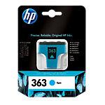 HP 363 Original Inktcartridge C8771EE Cyaan