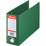 Esselte Bank giro klasseur A5 Groen 2 80 mm