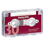 Philips Mini cassette 30 minuten 1 Stuk