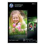 HP Everyday Inkjet fotopapier A4 Half glanzend 200 g