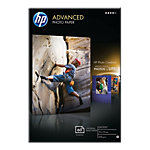 HP Advanced Inkjet fotopapier 10 x 15 cm Glanzend 250 g