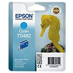 Epson T0482 Inkt Cartridge Cyaan