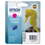 Epson T0483 Inkt Cartridge Magenta