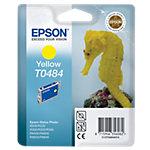 Epson T0484 Inkt Cartridge Geel