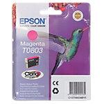 Epson T0803 Original Inktcartridge C13T08034011 Magenta