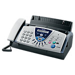 Brother Fax + telefoon + antwoordapparaat T106