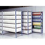 Set van 5 afdekplaten hardboard 150 (b) x 70 (d) X 200 (h) cm