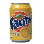 Fanta Lemon 24 x 0,33 l