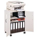 Armoire mobile pour copieur DURABLE Gris 52,8 x 40 x 73,7 cm