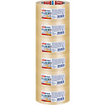 Ruban adhésif d'emballage tesapack Ultra strong Transparent 65 µm 50 mm x 66 m 6 Rouleaux