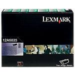 Toner Lexmark D'origine 12A6835 Noir