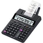 Calculatrice imprimante Casio HR 150RCE 12 chiffres Noir