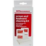 Kit de nettoyage pour écran et clavier Office Depot 250 ml