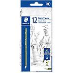 Crayon de mine STAEDTLER Wopex HB Gris 12 Unités