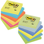 Notes adhésives Post it 76 x 76 mm 12 x 100 Feuilles