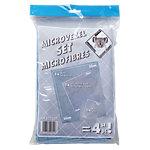 Chiffons microfibres  022621 Microfibre 4 Unités