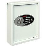 Coffres forts pour clés Phoenix KS0032 Serrure électronique Gris clair 30 x 10 x 36,5 cm