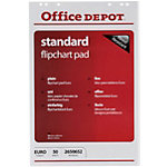 Blocs pour chevalet Office Depot Blanc 70 g