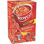 Soupes instantanées Royco Pâtes Arrabiata 20 Unités
