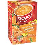 Soupes instantanées Royco Suprême de potiron 20 Unités