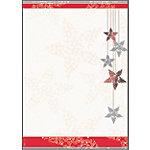 Papier à lettre de Noël Sigel Starlets 90 g