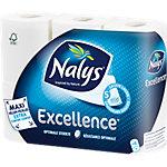 Papier toilette Nalys Excellence 5 épaisseurs 6 Rouleaux