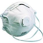 Masque anti poussière M Safe 6210 Blanc 10 Unités